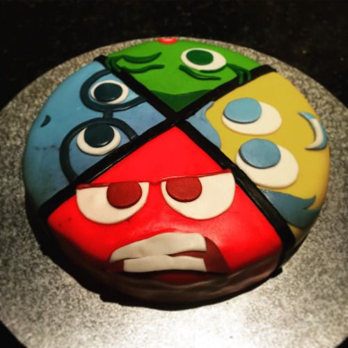 pixar inside out cake - Google Search: