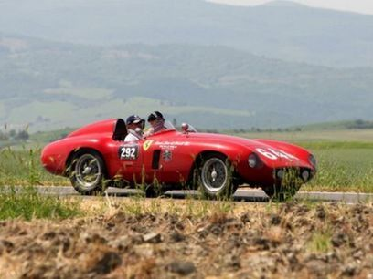 Mille Miglia, most beautiful race in the world