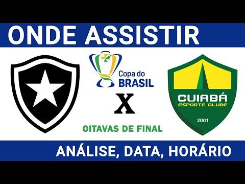 Botafogo X Cuiaba Pela Copa Do Brasil Analise Data Horario E Onde Assistir O Jogo De Hoje Copa Brasil Botafogo Jogo Botafogo