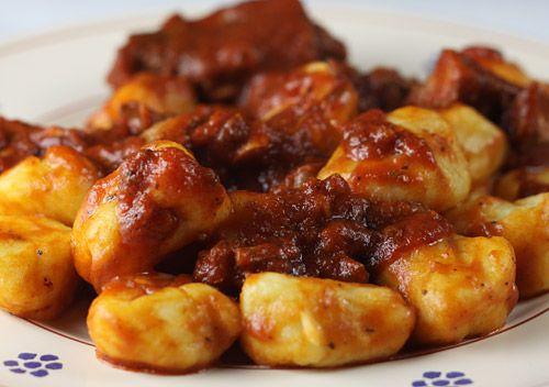how to make gnocchi without potato