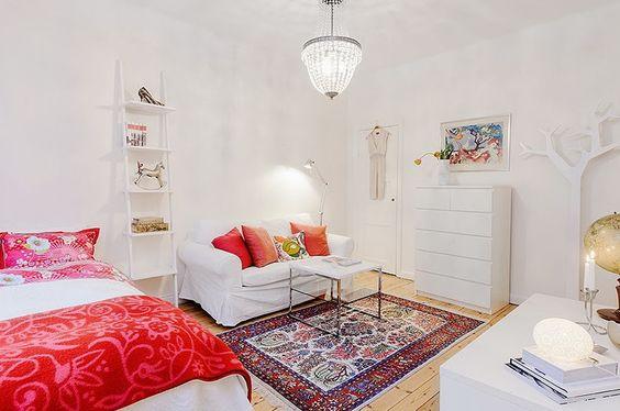 03f89  105 Bright studio apartment in Sweden home design