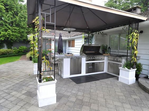 outdoor cooking backyard bbq and hardware stores on pinterest