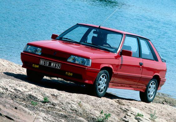 Renault 11 Turbo, 1986–1988