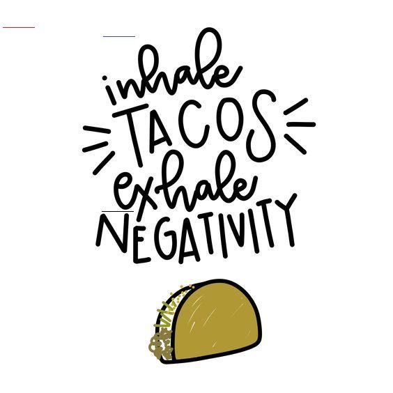 Tacotuesdayhumor What You Ll Get In This Watercolor Taco Clipart Mexican Png Set 1 Delicious Crispy Taco Seen From One Quarter Front Angle With Juicy B I 2020