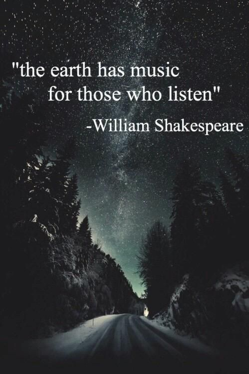 Seeing, thinking in music.