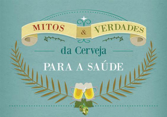 #cervejafazbem Mitos e Verdades da Cerveja para a Saúde