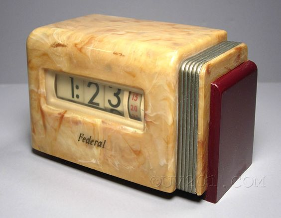 "Pennwood ""Numechron"" Clocks"