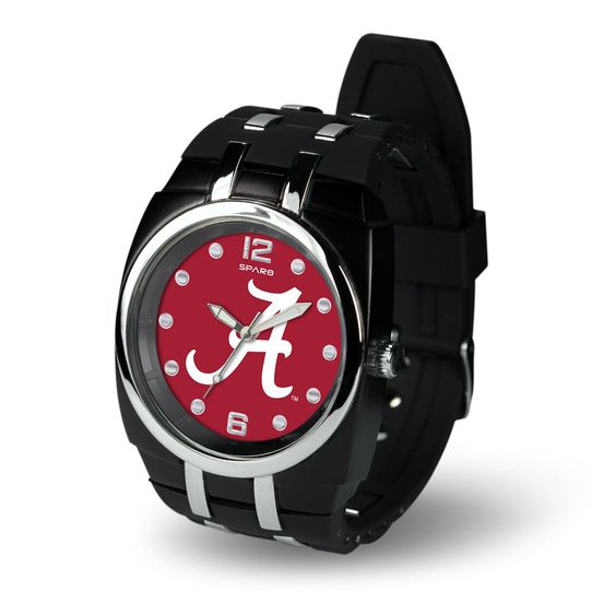 Our newest watch, The Crusher.  Roll Tide!