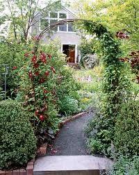 Beautiful cottage garden...