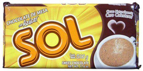 EL SOL Chocolate