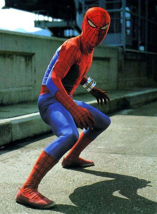 Japanese Spider-Man (1978) Toei