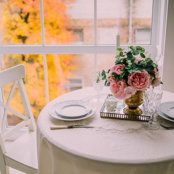Small Details Make Big Details Enjoy The Best Moments Of Your Life With Your Loved Ones Stayathome Stayhome Quedateencasa Fl Table Decorations Decor Home