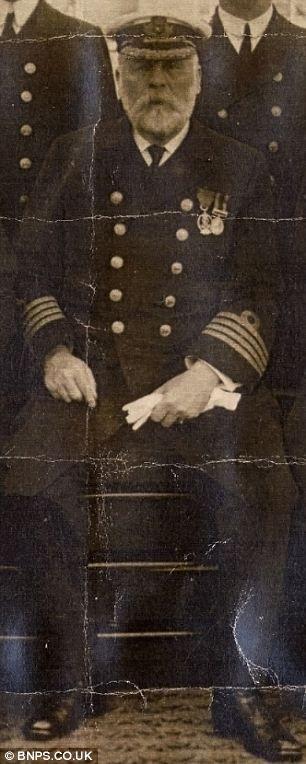 Edward Smith, captain of the Titanic,
