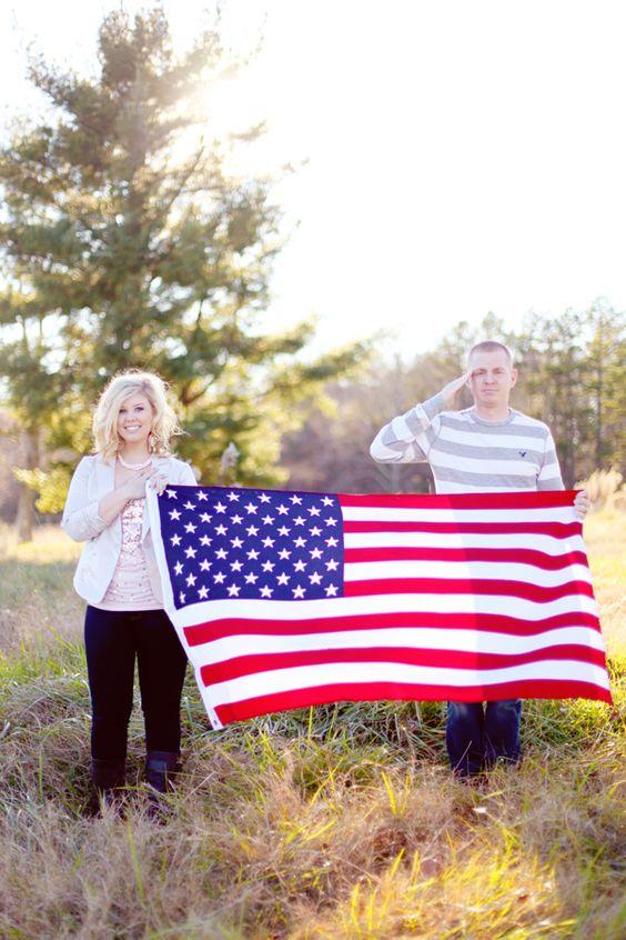 military flag etiquette