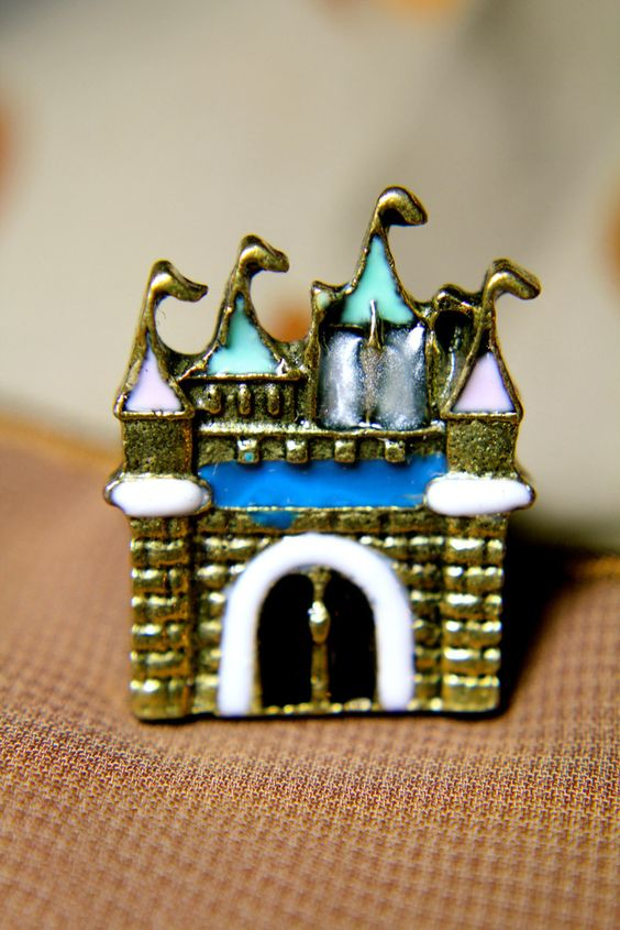 The Castle Ring  Fulfill your fantasy by owning this wonderful castle ring!    Size Adjustable  type: ring vendor: trinkettes  $5.99
