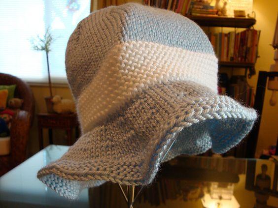 Knitting Pattern For Floppy Beanie : Pinterest   The world s catalog of ideas