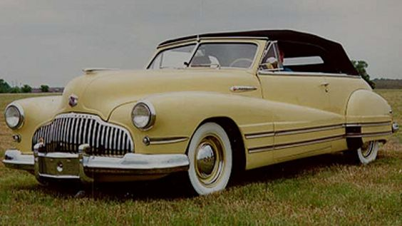 1942 Buick Super Convertible Coupe