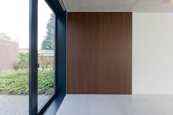 House LV / Areal Architecten Cafeine © Thomas De Bruyne
