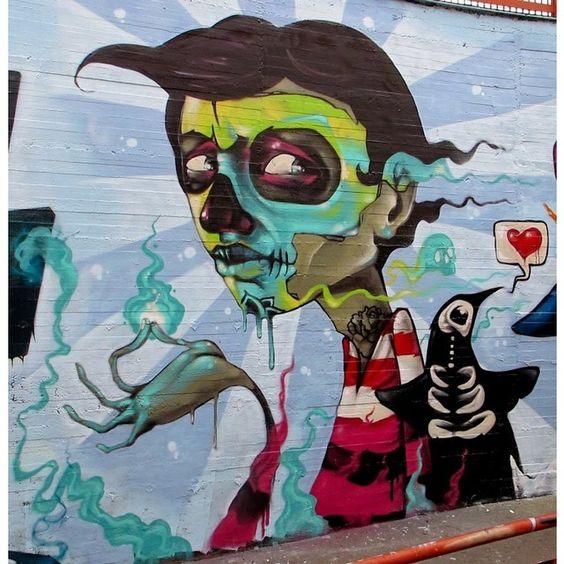 The Soul Catcher by @jaman_alessandro in London (http://globalstreetart.com/jaman).