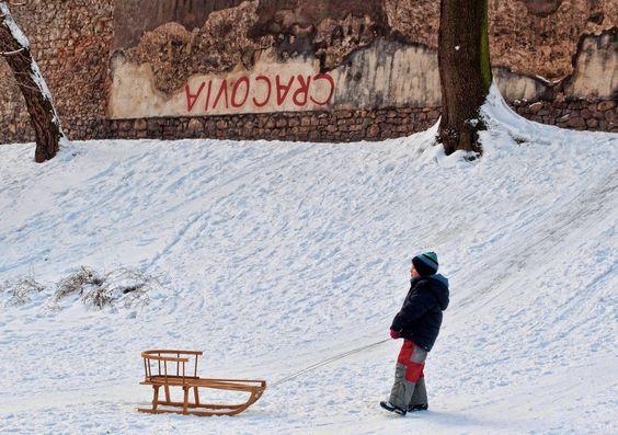 krakow, January 2013.