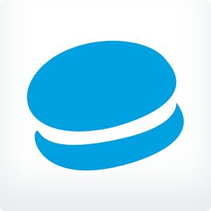 Lise Watier Hydra-Detect App icon looks like a macaroon