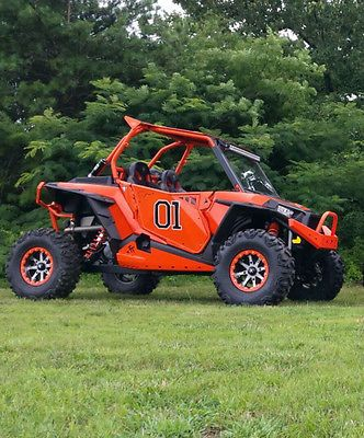 POLARIS RZR XP 1000 GENERAL LEE EDITION LOADED WITH ACCESSORIES