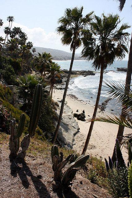 Laguna Beach, California, USA. I loved Laguna Beach before it became a reality show!