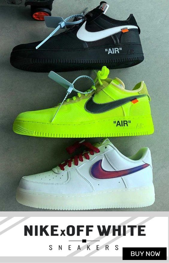 How to get New Nike Off White Air Force 1 Low OW Volt