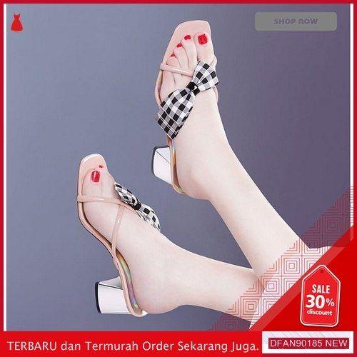 Jual Dfan90185d66 Sepatu N Sandal Dl48x066 Wanita Hak Tahu Terbaru Heels Fashion Shoes