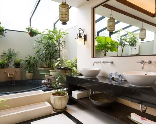101 Beach Themed Bathroom Ideas Tropical Bathroom Bathroom