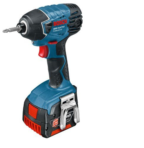 Bosch Professional GDR144VLiN Body Only Li-Ion Impact Driver Body in Carton - http://homeimprovementx.co.uk/tools/cordless-drill/bosch-professional-gdr144vlin-body-only-li-ion-impact-driver-body-in-carton/