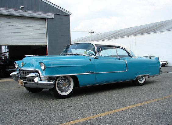 1955 Cadillac | 1955 Cadillac Coupe DeVille