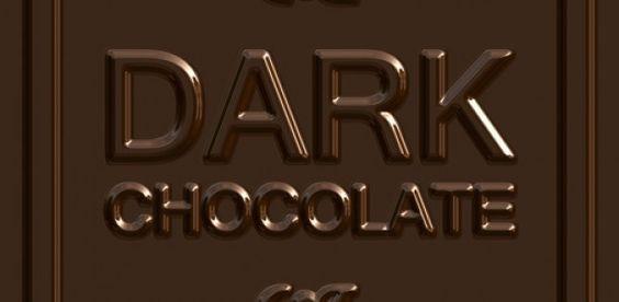 Zartbitterschokolade: Lecker und gehaltvoll … !!!