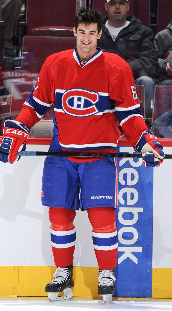 Max Pacioretty - Left Winger for the Montreal Canadiens
