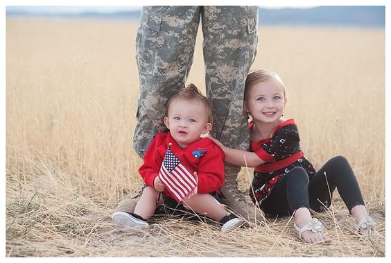 Military Family Photography: UT Photographer