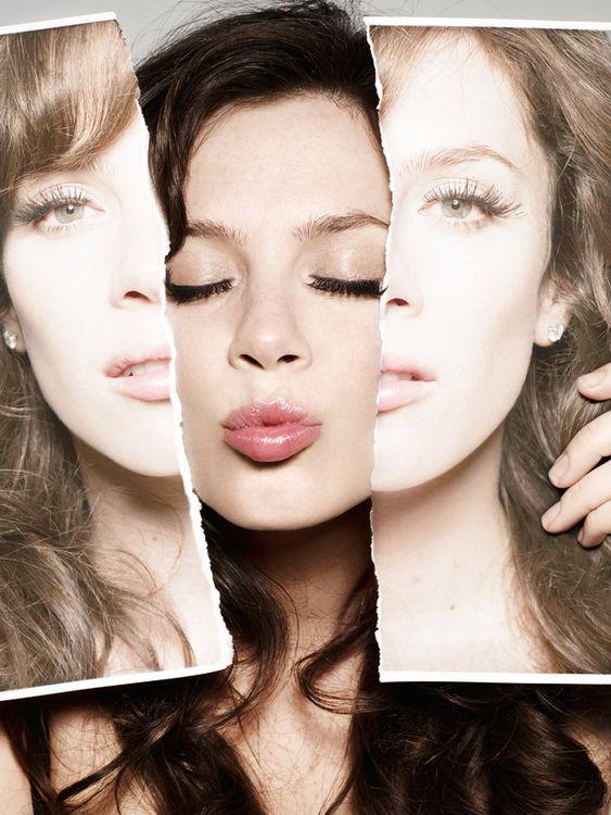 Anna Friel Editorial Beauty Rankin Portraits Book