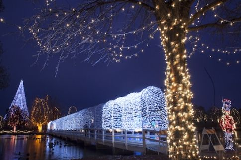Downs Family Christmas Lights | TravelOK.com - Oklahoma's Official ...