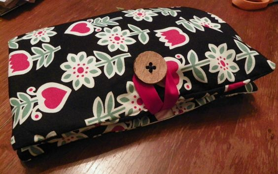 Purse-sized wipes and diaper holder