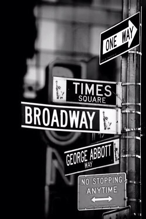 Life On Broadway Black And White Photo Wall Black And White Picture Wall White Aesthetic