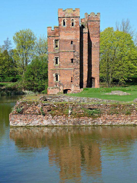 Kirby Muxloe Castle - Leicester | Kirby Muxloe Castle is an … | Flickr