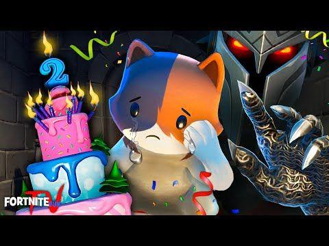 Fortnite Kit Birthday Jules Meowscles Epic Victory In Chapter 2 Season 3 Fortnite Short Film Youtube In 2020 Short Film Fortnite Short Film Youtube