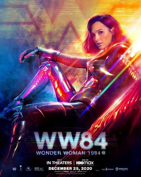 Wonder Woman 1984 In 2021 Wonder Woman 1984 Movie Free Movies Online