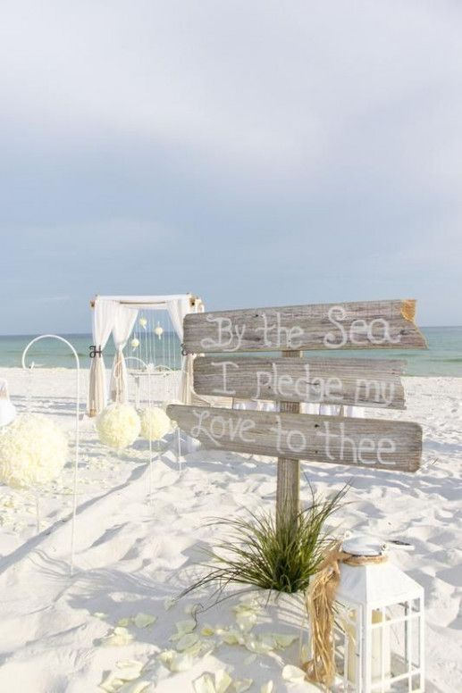 50 Stunning Beach Wedding Ideas Affordable All Inclusive Destin