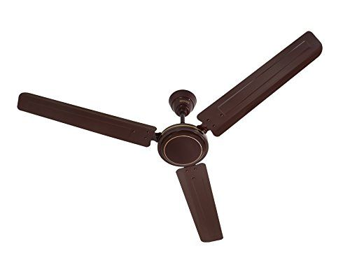 Usha Diplomat 1200 Mm 3 Blades Ceiling Fan Rich Brown Ceiling