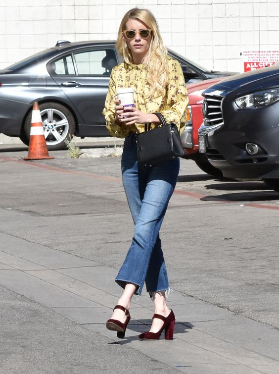 El <em>look</em> de Emma Roberts es el favorito de esta semana.