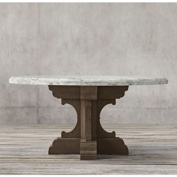 Restoration Hardware Marble Coffee Table: Marble Top, Home And French On Pinterest