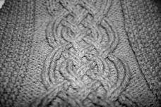 celtic_knot_scarf_Braid pattern: Braided Knitting, Knitting Patterns, Celtic Knot