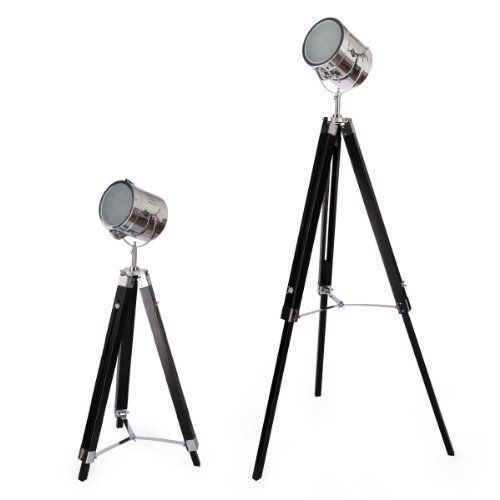 elegante stehleuchte stehlampe lampe studio film scheinwerfer leuchte standleuchte studioleuchte. Black Bedroom Furniture Sets. Home Design Ideas