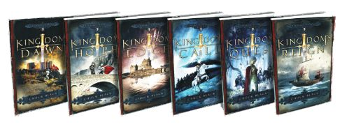 Books- Chuck Black Kindgdom series