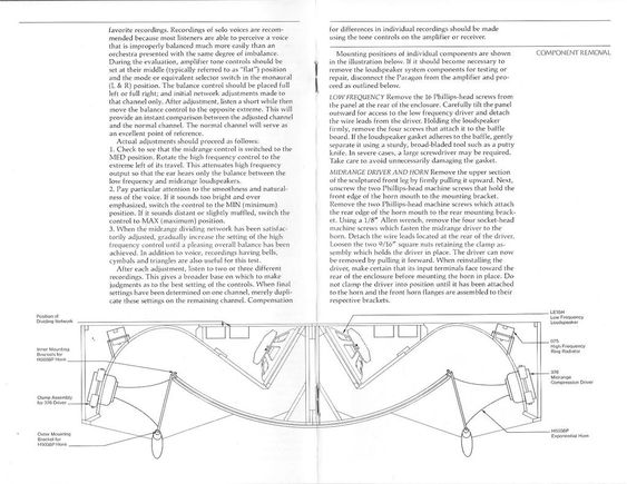 Paragon Owner's Manual